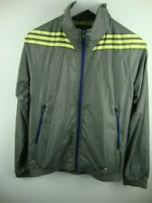 Vintage Adidas Tracksuit Shellsuit Jacket Top Size Small Good Condition