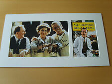 All Creatures Great and Small Genuine Autographs - UACC / AFTAL.