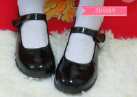 Cute Lolita Maid Round Shoes Japanese School Uniform Shoes Uwabaki Slippers New