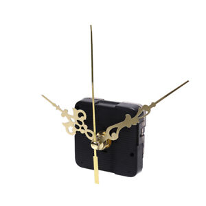 1 set Quartz Clock Movement Mechanism Hands Wall Repair Tools Parts SetsB^qi