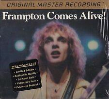Peter Frampton - Frampton Comes Alive MFSL GOLD  2-CD UDCD 2-678  NEU&SEALED!
