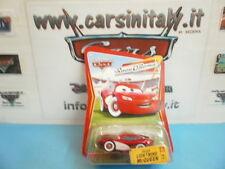 Saetta McQueen Cruisin Cars Disney Pixar Serie RaceORama bl.n.04 Mattel sc.1-55