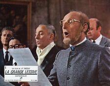 BOURVIL LA GRANDE LESSIVE MOCKY 1968 VINTAGE LOBBY CARD #4