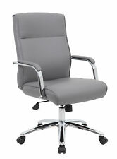 Boss Caressoftplus Executive Chair In Grey Finish B696c Gy