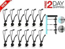 Backdrop Background Muslin String Clips Holder Multifunctional for Photo 12 Pack