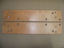 New 24mm Birch Ply Jaws For WM301 Black and Decker Workmate. Spare Parts.