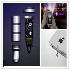 Headphones Earphone Jack Smartphone Dust Plug Quick Button Smart Key For Andriod