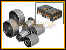 ROCA 03-07 ACCORD FRONT L&R LOWER CONTROL ARM BUSHING KIT OE OEM STOCK 6 PCS