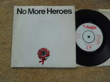 The Stranglers  - No More Heroes -  1977 UK Picture Sleeve PS 7""