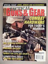 Guns & Ammo - Tactical Guns & Gear - 2007