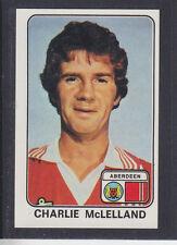 Panini - Football 79 - # 429 Charlie McLelland - Aberdeen