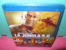 LA JUNGLA 4.0 - LA JUNGLA DE CRISTAL  - BLU-RAY