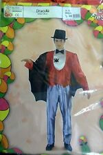 CARNEVALE RIO COSTUME DRACULA NO CILINDRO NO TOP HAT TAGLIA 46/48  ART 1521 31