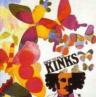 THE KINKS Face To Face CD BRAND NEW Bonus Tracks