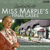Miss Marple's Final Cases: Three New BBC Radio 4 Full-Cast Dramas New Audio CD B