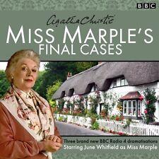 Miss Marple's Final Cases: Three New BBC Radio 4 Full-Cast Dramas New Audio CD B