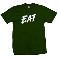 Eat Rage T-Shirt - Motivation Hustle Mindset Gym Sports Tee - All Size & Colors