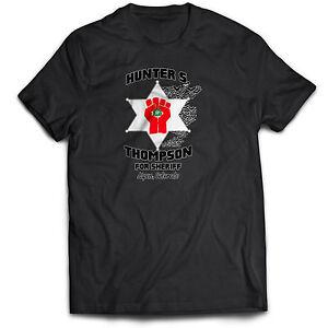 Hunter S Thompson Fear and Loathing Las Vegas Gonzo Brazil Tumblr Movie T Shirt