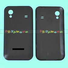 HOUSING BATTERY COVER BACK DOOR FOR SAMSUNG GALAXY ACE S5830 BLACK