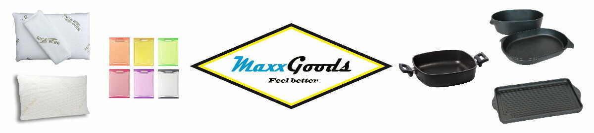 MaxxGoods - Feel better