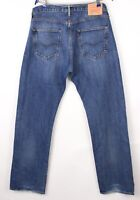 Levi's Strauss & Co Hommes 501 Jeans Jambe Droite Taille W36 L32 BCZ699