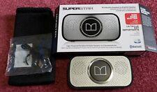Monster 129260-00 Superstar Portable Wireless Bluetooth Speaker - Black