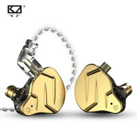 KZ ZSN PRO X 1BA+1DD Hybrid Technology Drive HIFI Bass Noise Cancelling Earphone