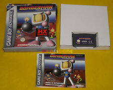 BOMBERMAN TOURNAMENT Game Boy Advance Gba Versione Italiana ••••• COMPLETO