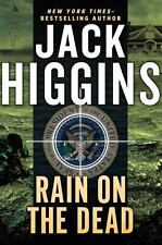 Rain on the Dead by Jack Higgins (2015, Paperback, Large Type)