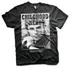 Officially Licensed Macgyver - Childhood Hero BIG & TALL 3XL,4XL,5XL Men T-Shirt