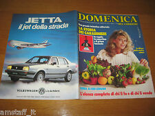 DdC 1986/18=LORETTA GOGGI=LUCIANO PAVAROTTI=STORIA ARMA CARABINIERI FASCICOLO N1