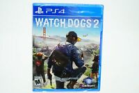 Watch Dogs 2: Playstation 4 [Brand New] PS4