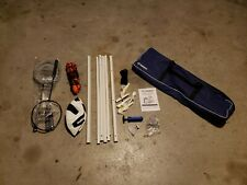Triumph Advanced Volleyball Badmitton Combo Set