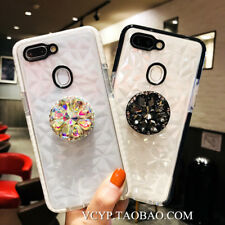 Hot Bling Diamond Stand Holder Crystal Case Cover for iPhone 11 Pro Max XS 7 8+