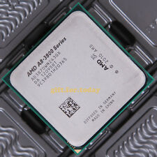 AMD A8-Series A8-3870K 3 GHz Quad-Core Processor Socket FM1 CPU AD3870WNZ43GX