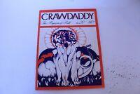 Original CRAWDADDY Magazine Number 20 1968 Byrds, The Beatles Yellow Submarine