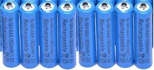 AAA 1800mAh 1.2V NiMH Rechargeable Cell Battery Batteries New x 8