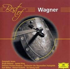 WAGNER : BEST OF WAGNER / CD - TOP-ZUSTAND