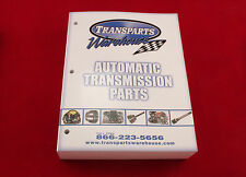 Automatic Transmission Part Illustrated Catalog Book Exploded Diagram Pictures
