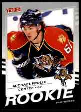 2008-09 Upper Deck Victory Rookie Michael Frolik Rookie #326