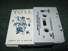 JETHRO TULL - Crest Of A Knave (cassette)