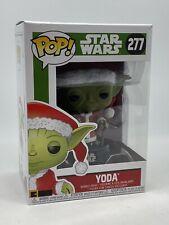 Star Wars - Yoda Santa #277 - New Funko POP! vinyl Figure