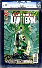 GREEN LANTERN V3  #48 CGC 9.8 WP 1ST APP OF KYLE RAYNER!!!!