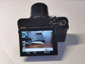 Sony DSC-RX100 III M3 Compact Camera - Black