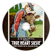 True Heart Susie (1919) Comedy, Drama, Romance, Silent Film / Movie on DVD