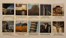 25 Fotoguide Hasselblad assorite pubblicate negli anni Settanta
