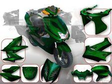 Verkleidung Verkleidungsset DMP 11 Teilig Grün Metallic MBK NITRO YAMAHA AEROX