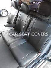 RENAULT TRAFIC CREW CAB 2015 6 SEATER - PERFORATED PVC LEATHERETTE