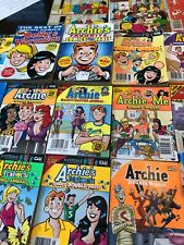 Lot of archie comics, Slightly use condition, 50 or more. contains 1 1969 issue.