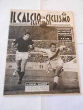 IL CALCIO e il CICLISMO ILLUSTRATO n.05 del 03 - 03 - 1963